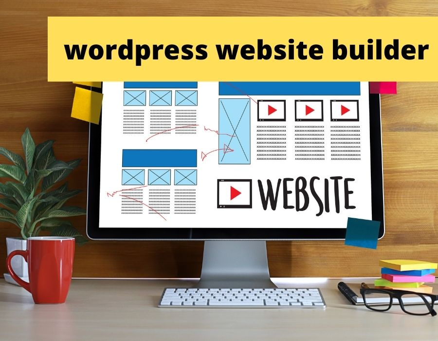 free wordpress website builder